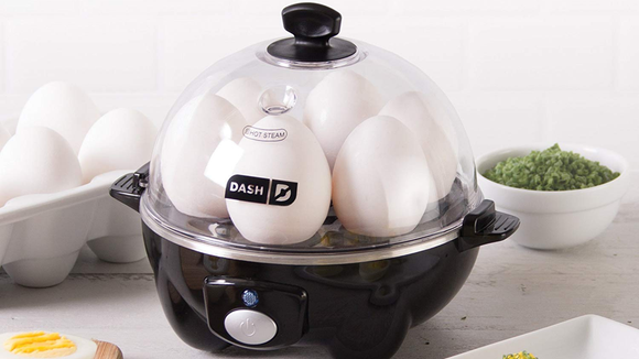 You can't go wrong with this egg-cellent little device.