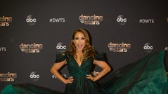 """Carrie Ann Inaba took her Disney seriously on """"Dancing With the Stars"""" Disney night."""