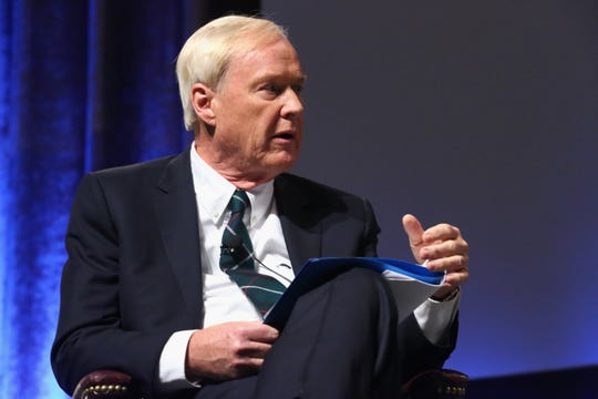 MSNBC's 'Hardball' host Chris Matthews recovering from prostate cancer surgery