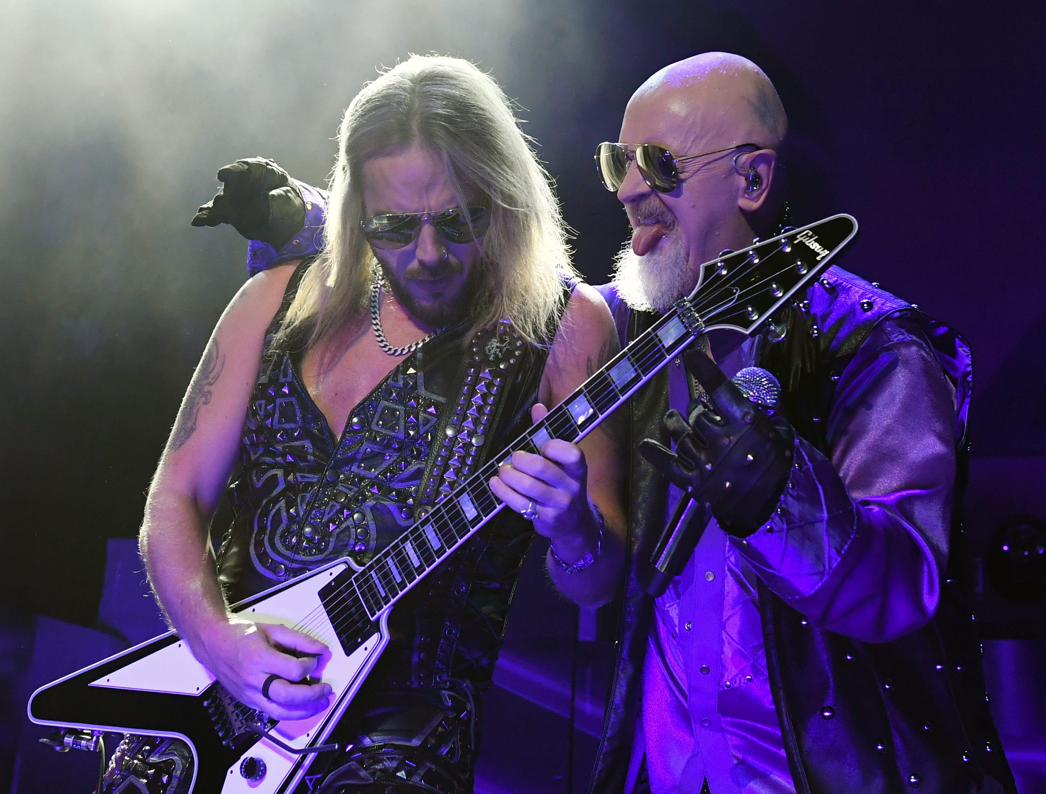 Judas Priest s Ian Hill talks  50 Heavy Metal Years  ahead of Louder Than Life performance