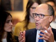 DNC won't recognize Oct. 12 Democratic Party meeting, says Perez