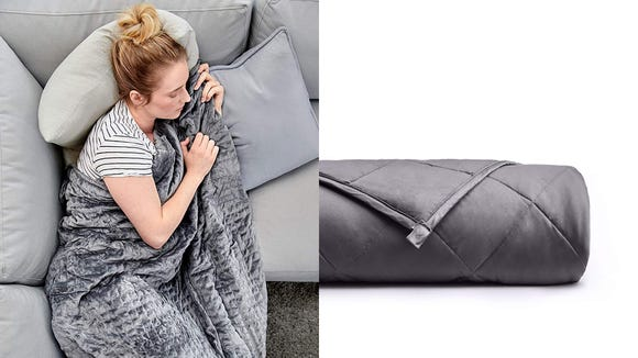 Best gifts to get before Black Friday: Weighted Blankets