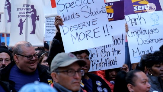 Chicago teachers on strike Thursday: What you need to know about the CPS walkout