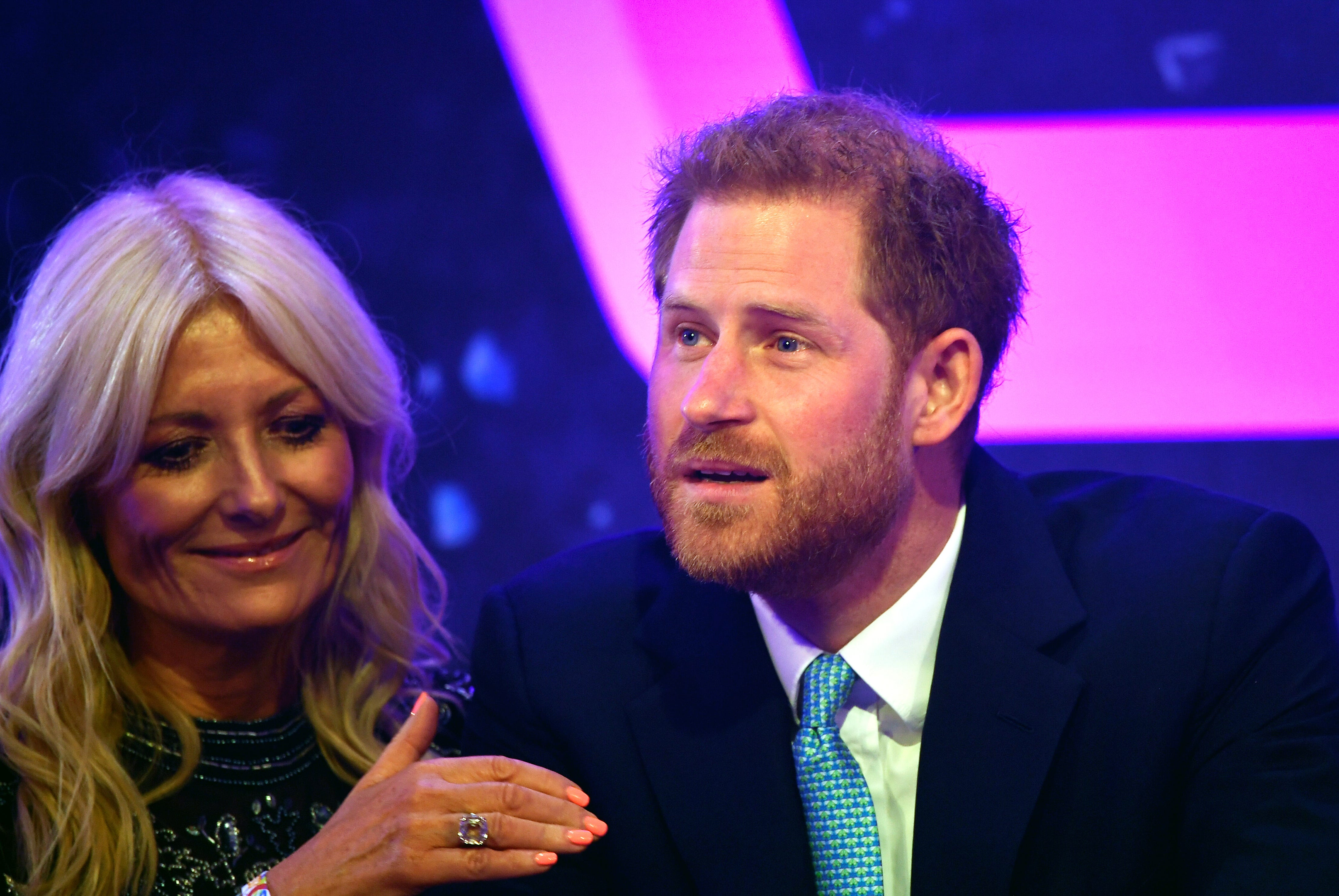 Prince Harry chokes up about Archie and being a dad in speech at WellChild awards