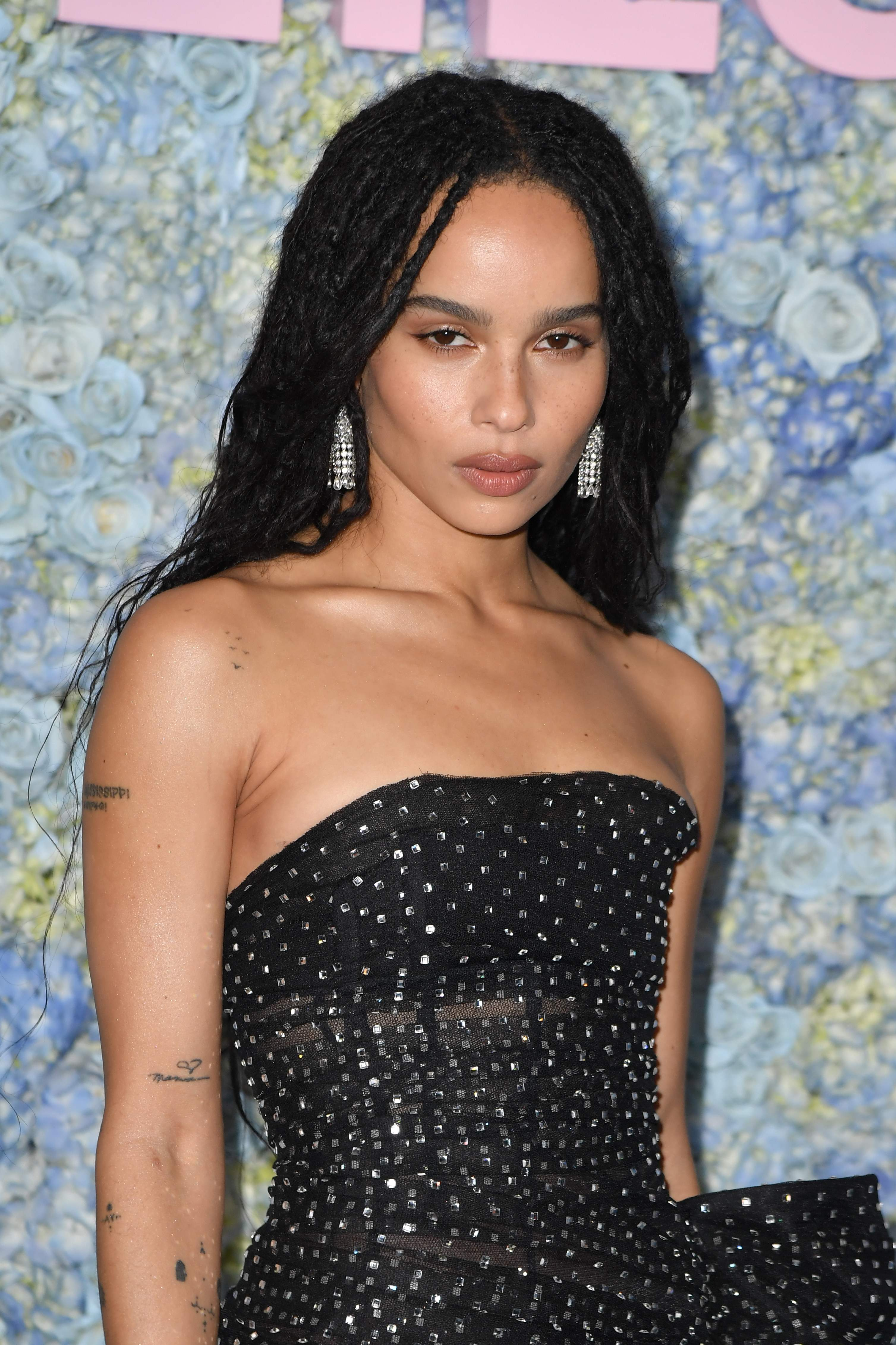 Zoe Kravitz as Catwoman: Jason Momoa stoked for role; Anne Hathaway, Michelle Pfeiffer react