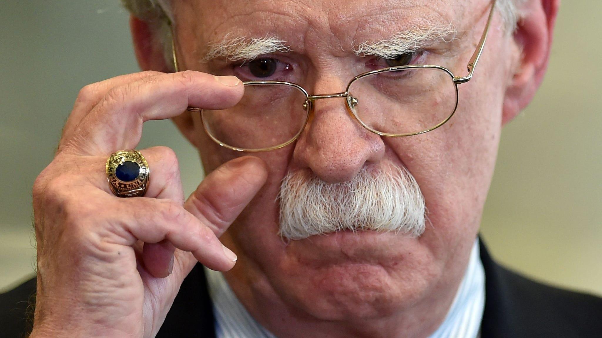 John Bolton decried Giuliani effort to pressure Ukraine as 'drug deal,' ex-aide Fiona Hill testifies, reports say