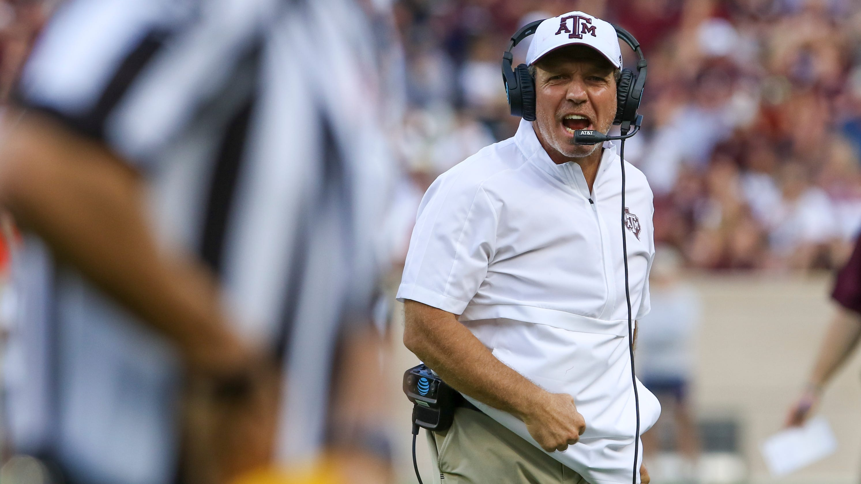Texas A M S Fisher Leads State In College Football Coaching Pay