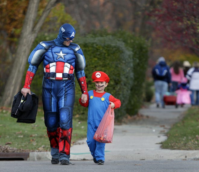 Appleton is among the safest communities for trick or treating, according to numbers run by SmartAsset.