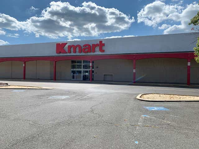 Kmart getting replaced by a floor store