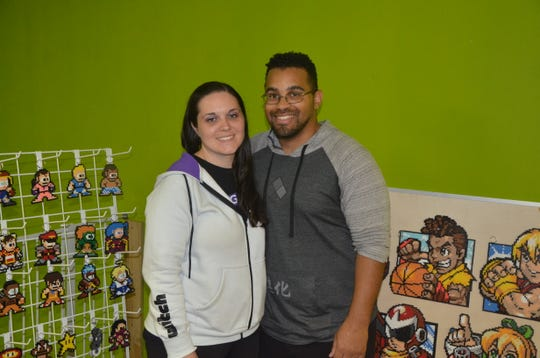 Battle Creek couple opens downtown video game club