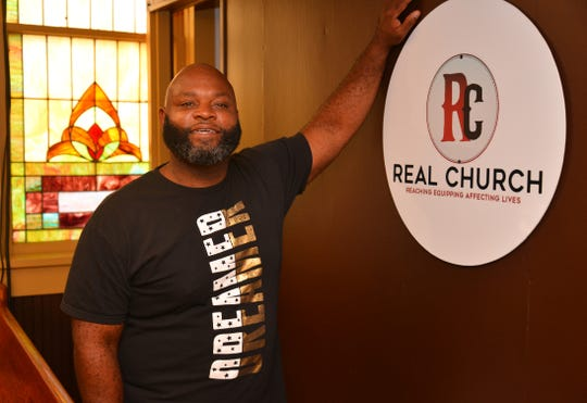 Pastor Jarivs Wash of The Real Church, upon for Citizen  of the Year, has made a name for himself and his church, helping people.