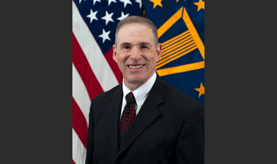 Douglas Loverro is NASA's new associate administrator for the Human Exploration and Operations Mission Directorate.