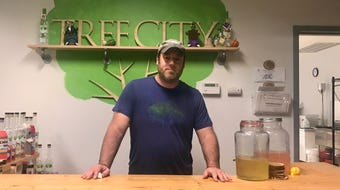 Heathermeade Distilling co-founder Rich Bentrewicz explains what makes Tree City Vodka different from other vodkas.