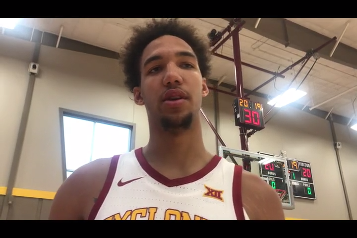George Conditt IV on why he can be an X-factor for Iowa State