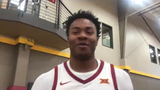 Iowa State's Zion Griffin is especially motivated this season after struggling his first year.