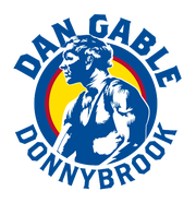Dan Gable Donnybrook logo