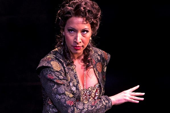 """Nicole Cabell brings a new perspective to the classic """"Don Giovanni"""" role of Donna Elvira."""