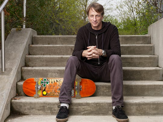 Tony Hawk's mother has Alzheimer's disease. He will be in Detroit in October, and will speak about the disease and his mother's story at a fund-raising gala for the Alzheimer's Association - Greater Michigan Chapter.