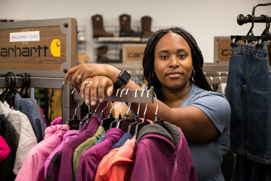 Shakiya Perez, 31 of Westland has $26,000 in student loan debt after graduating from Eastern Michigan University. She is aiming to pay off her student loans within the next five years. She benefits from a student loan repayment plan at Carhartt Inc., too.