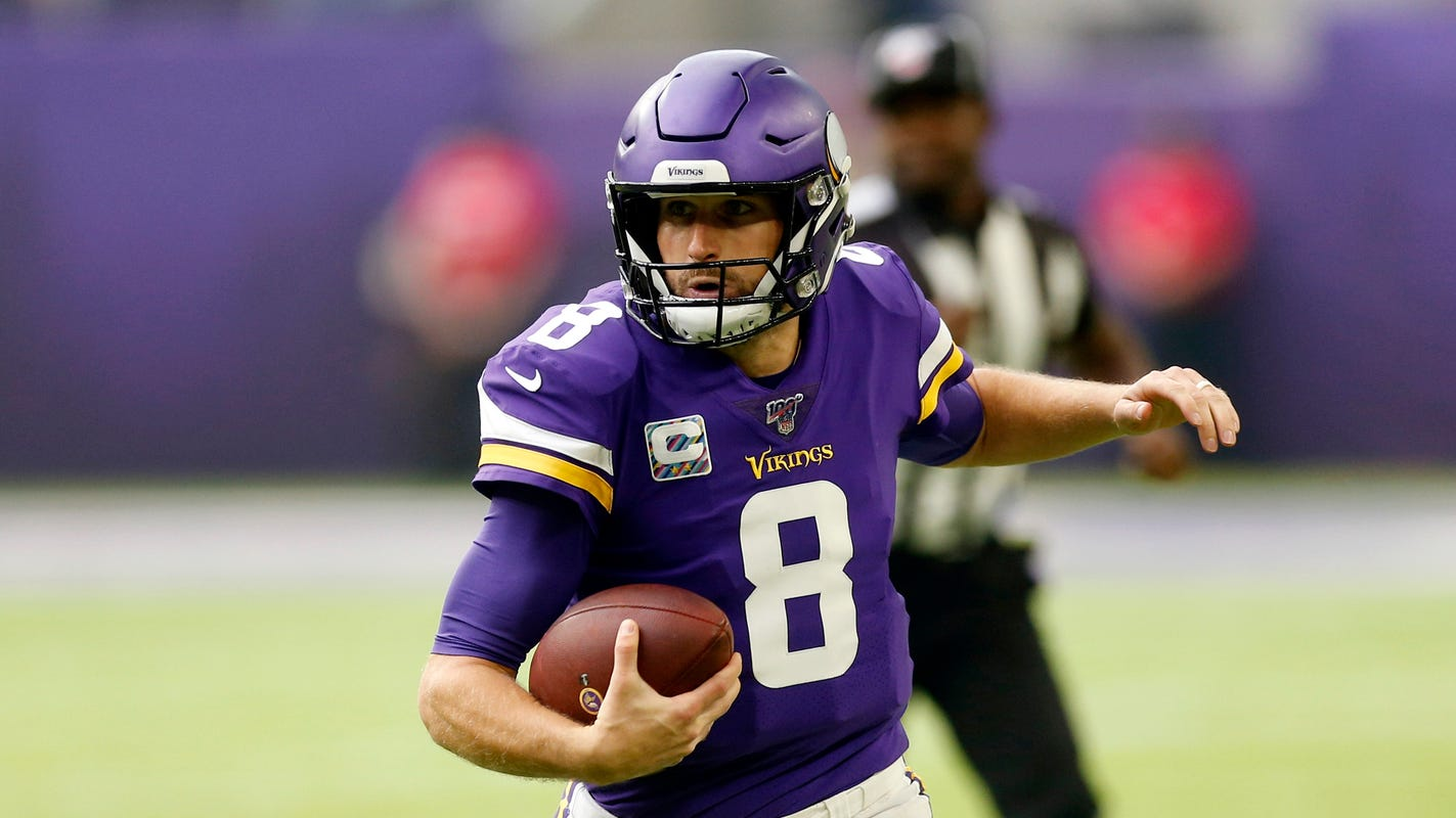 Former Michigan State star Kirk Cousins, in Year 8 of NFL, outlasting his critics