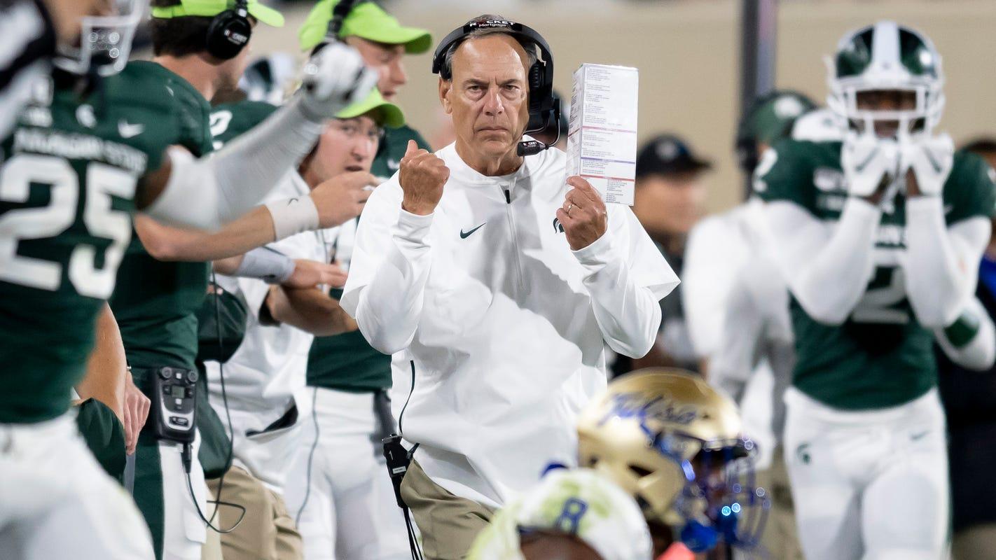Michigan State mailbag: If this is Mark Dantonio's final season, who's next?