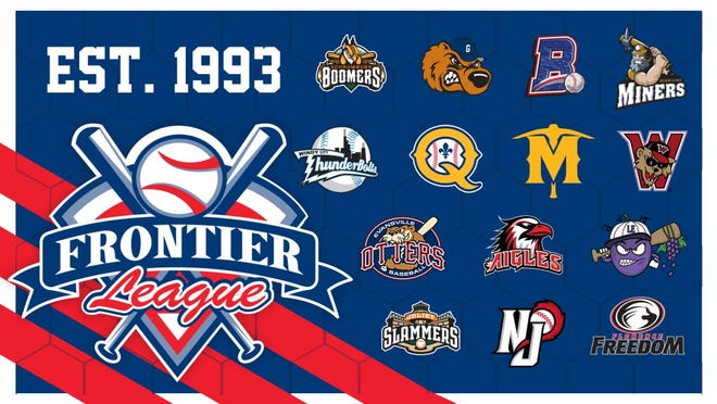 The new 14-team Frontier League