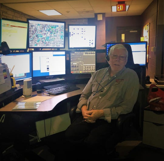 Fond du Lac County Dispatch Center will celebrate the more than 33 years of service Frank Quick has given as a dispatcher on Friday. He is set to retire on Oct. 20.