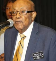 """William """"Coot"""" Ferrell Jr. was the first black officer to retire after a 25-year career with the Fort Myers Police Department. He died on Oct. 9 at the age of 90."""