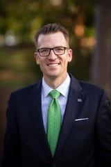 Brendan Kelly is the chancellor of USC Upstatein Spartanburg, SC