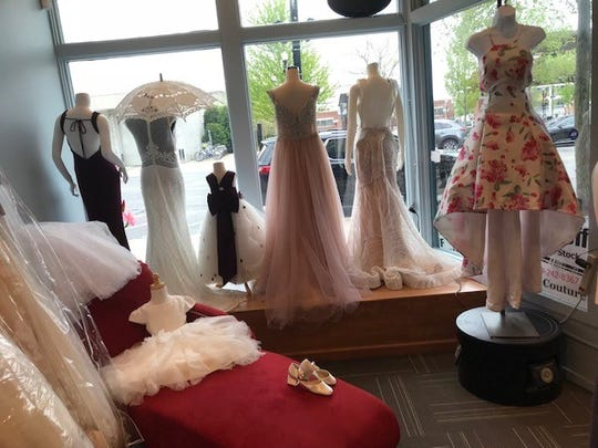 Cupid Couture in Valparaiso sells dresses for all occasions and will relocate to the Circle Centre Mall in Indianapolis.