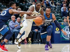 Veteran Justin Holiday: Brother, mentor and defensive stopper for young Pacers team
