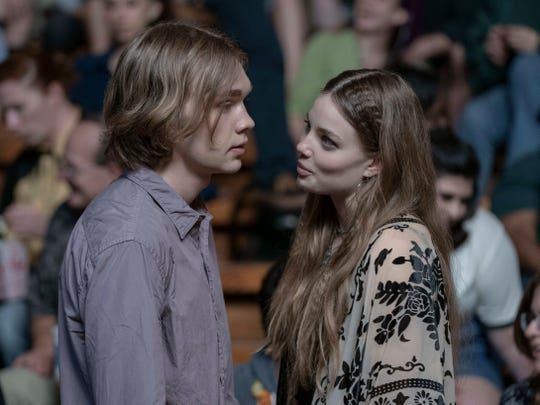 """Charlie Plummer and Kristine Froseth star in """"Looking for Alaska,"""" a Hulu series based on the debut novel by Indianapolis author John Green."""