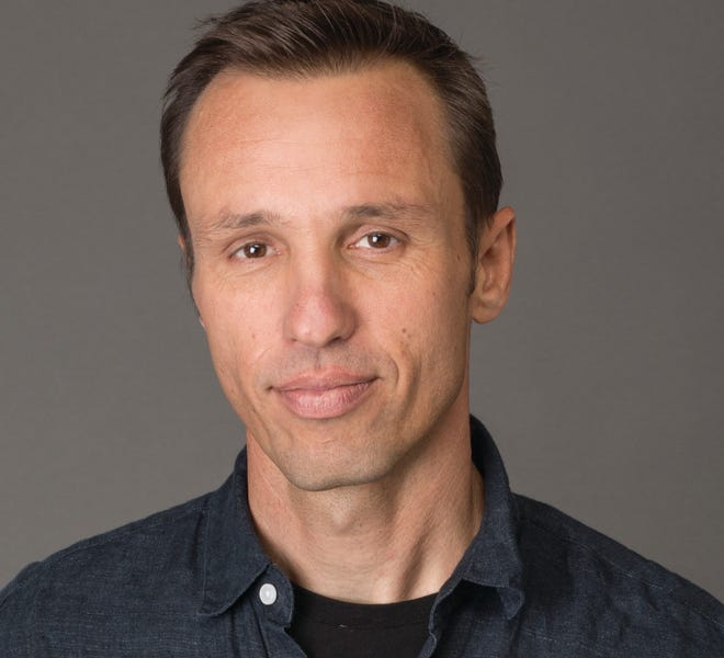 "Markus Zusak is the author of ""The Book Thief"" and ""Bridge of Clay."""