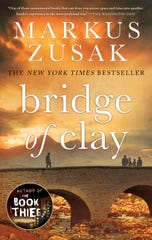 """""""Bridge of Clay"""" is the first novel from Markus Zusak since his 2006 novel """"The Book Thief."""""""