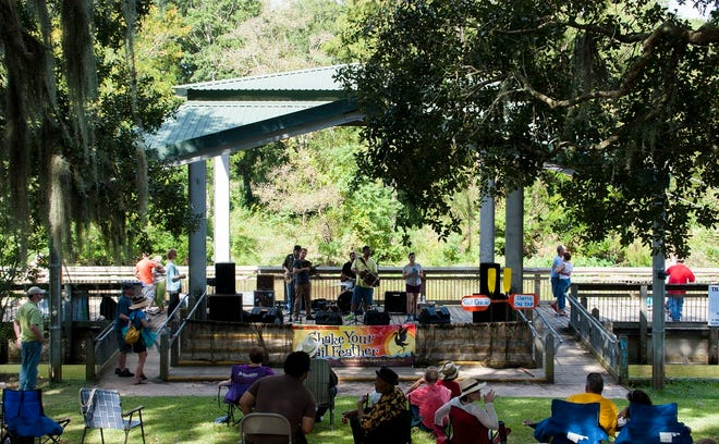 Shake Your Trail Feather festival returns to Breaux Bridge Saturday.