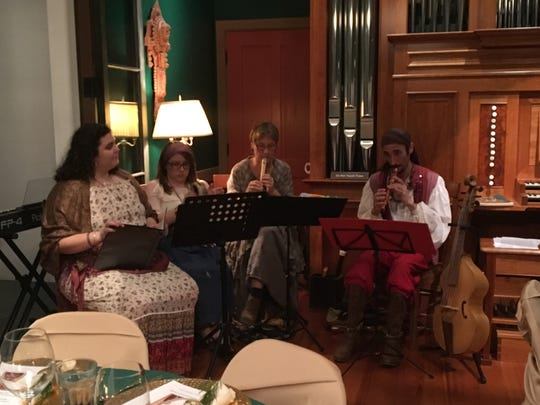 Vermilion Arts Council is hosting two Renaissance benefit dinners and theater to bring the Acadiana Symphony Orchestra to Abbeville for a free public concert.
