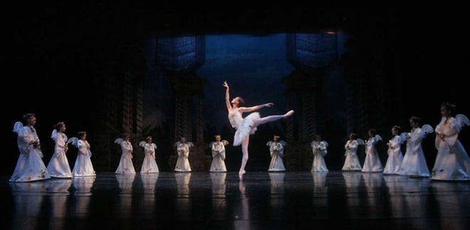 """The annual Christmas play """"The Nutcracker"""", featuring Lafayette Ballet Theatre dancers in the Heymann Performing Arts Center,  from Dec. 14 and Dec. 15."""