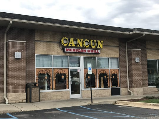 Cancun Mexican Grill has seven restaurant locations, including this one in Delta Township. Plans to open an eighth eatery in Williamston are underway, said an owner.