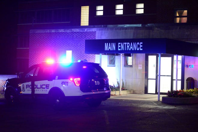 Police were called to Foundations of Living on Tuesday night for a disturbance after an employee reported residents at the facility were trying to take over the floor.