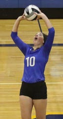 Ontario's Izzy Graaf eas named honorable mention All-District 6 in Division II.