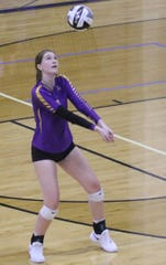 Lexington's Natalie Beer was named Division II First Team All-District 6.