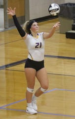 Lexington's Bre Raney brings back a ton of defensive leadership to a Lady Lex volleyball team looking to compete for a league championship.