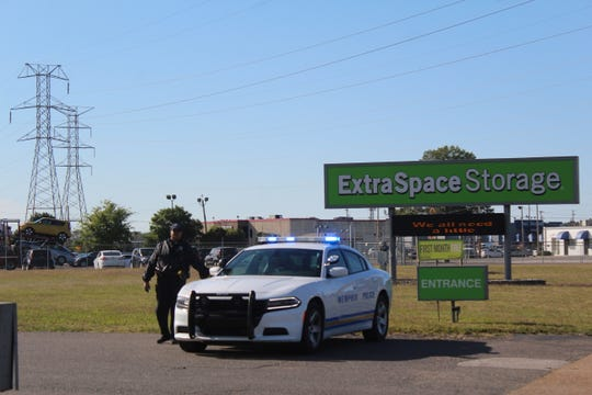 A man was shot and killed near ExtraSpace Storage in Hickory Hill on Wednesday, according to Memphis police.