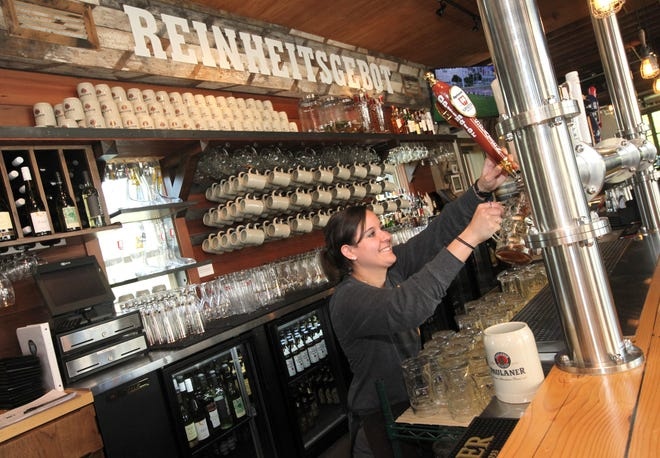 Cafe Bavaria, 7700 Harwood Ave. in Wauwatosa, will be pouring cold German beers longer than expected. The restaurant, which was to close to the general public in November, will stay open through Jan. 1.