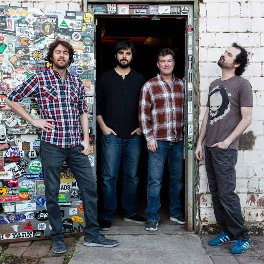 Runaway Gin, a tribute to Phish, will perform Friday at the Capri Theatre in Montgomery.