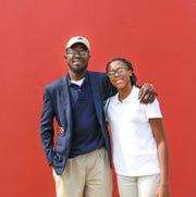 Mario Hendricks and his daughter Tanzania Hendricks are advocates for Sickle cell disease awareness.