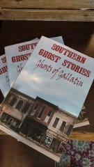 """Allen Sircy documented Gallatin's haunted history in his new book, """"Southern Ghost Stories: Ghosts of Gallatin."""""""