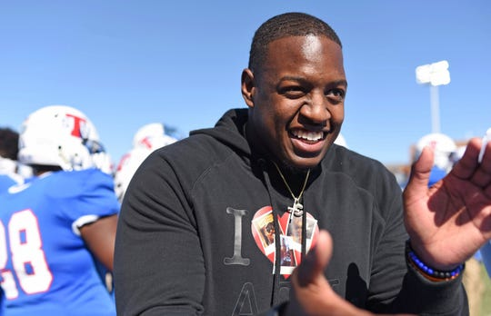 Tennessee State homecoming: Christion Abercrombie to lead ...