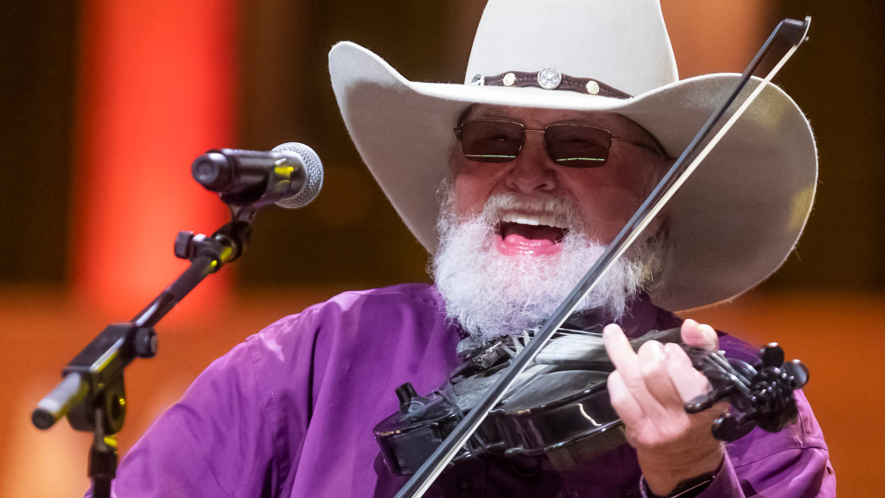 Charlie Daniels, 'Devil Went Down to Georgia' singer, famed fiddler and outspoken star, dies at 83