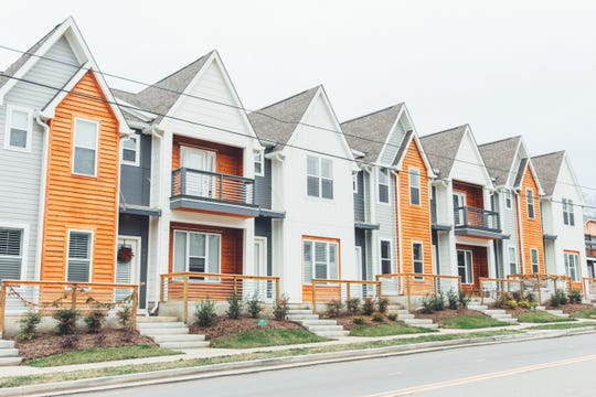 MiKen Development is building the Annex in the Charlotte Park neighborhood just west of the Nations. It includes Rows at the Annex, a development of 62 townhomes, and the Woods, with 30 single-family homes and future mixed use-retail.